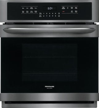 Frigidaire Gallery FGEW2766UD 27-Inch Single Electric Wall Oven In Black Stainless Steel