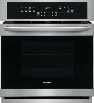 Frigidaire Gallery FGEW2766UF 27-Inch Single Electric Wall Oven In Stainless Steel