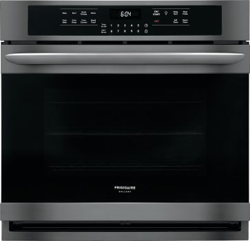 Frigidaire Gallery FGEW3066UD 30-Inch Single Electric Wall Oven In Black Stainless Steel