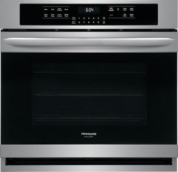Frigidaire Gallery FGEW3066UF 30-Inch Single Electric Wall Oven In Stainless Steel