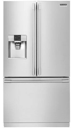 Frigidaire Professional FPBC2277RF 22.6 Cu. Ft. French Door Counter-Depth Refrigerator - Stainless Steel - Smudge Proof - Refrigerator - Frigidaire Professional - Topchoice Electronics