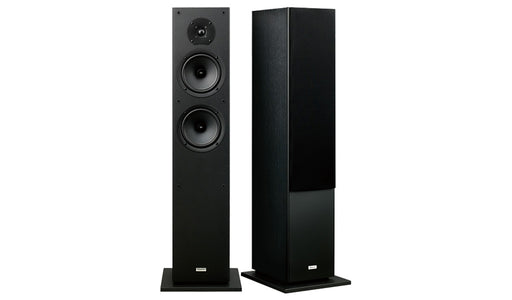 Onkyo SKF-4800 2-Way Bass Reflex Front Speakers (Black)