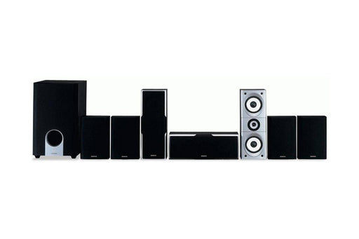Onkyo SKS-HT540 7.1-Inch Channel Home Theater Speaker System (Black)
