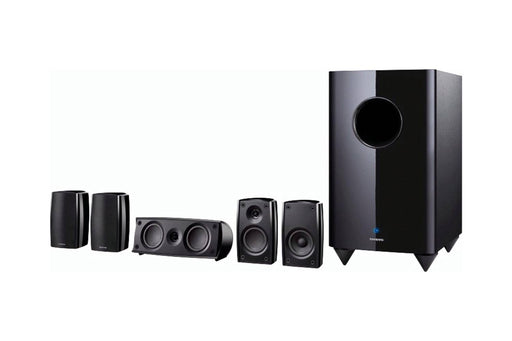 Onkyo SKS-HT690 5.1- Inch Channel Home Theater Speaker System (Black)