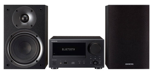 Onkyo CS375 CD Receiver System in Black