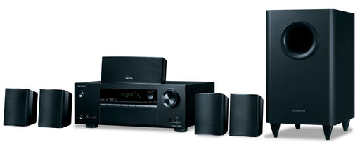 Onkyo HTS3900 5.2 Channel Home Theater Package in Black