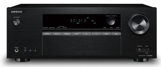 Onkyo TX-SR383 7.2-Channel A/V Receiver in Black