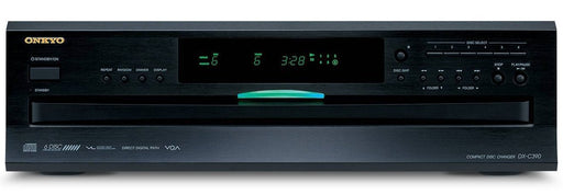 Onkyo DXC3906 Disc Carousel CD Changer in Black