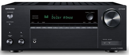 Onkyo TX-NR585 7.2 Channel Network A/V Receiver in Black