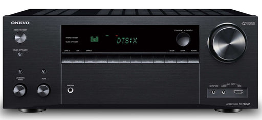 Onkyo TX-NR686 7.2 Channel THX Certified Network A/V Receiver in Black