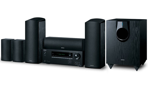 Onkyo HTS5800 5.1.2-Channel Dolby Atmos Home Theater System in Black