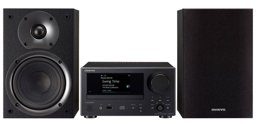 Onkyo CS-N575 Network CD HiFi System with Bluetooth (Black)