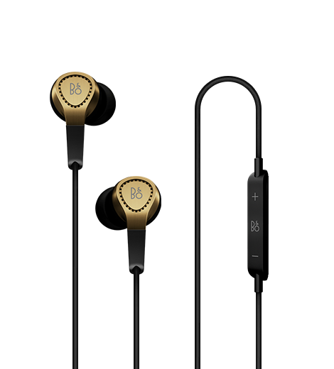 Beoplay H3 Champagne Gold B&O In-ear headphone