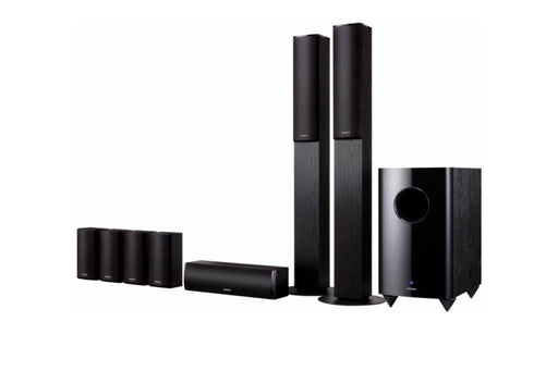 Onkyo SKS-HT870 7.1-Inch Channel Home Theater Speaker System (Black)