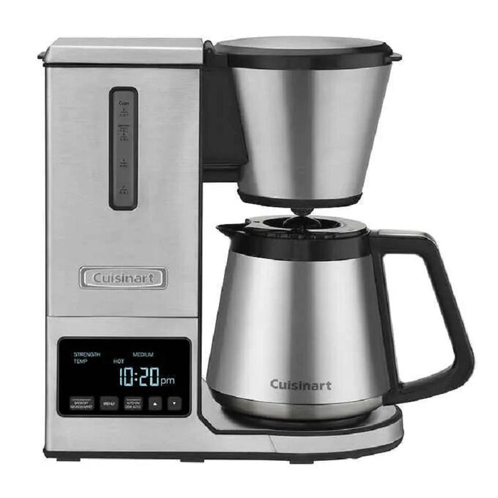 Cuisinart CPO-850C Pureprecision 8 Cup Pour-Over Coffee Brewer With Thermal Carafe