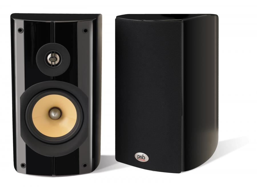 Psb Imagine Series Bookshelf Speakers Pair - Speakers - PSB - Topchoice Electronics