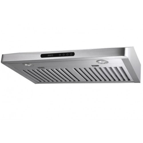 "MaxAir MXR-R08 650 CFM 30"" wide under the cabinet range hood 5 inch Height - Range Hood - MaxAir - Topchoice Electronics"