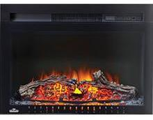 Napoleon NEFB24H-3A Electric Fire place Cinema Log 24 inch - Black - Fireplace - Napoleon - Topchoice Electronics