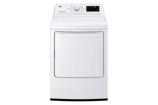LG DLE7100W 7.3 cu. ft. Electric Dryer with Ultra Large Capacity and Sensor Dry  - ENERGY STAR® in White