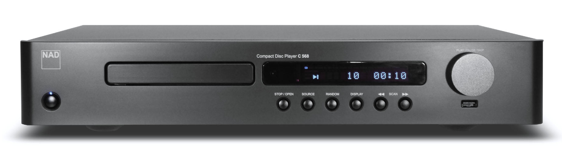 NAD Compact Disc player C 568 - A V Components - NAD Electronics - Topchoice Electronics