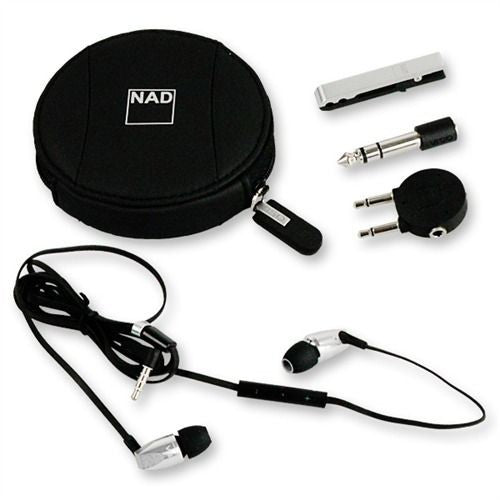 NAD VISO HP20 In-Ear Headphones - Headphones - NAD Electronics - Topchoice Electronics