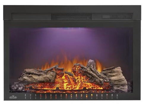 Napoleon Cinema 27 Inch Electric Fireplace - NEFB27H-3A