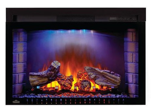Napoleon NEFB29H-3A Electric Fire place Cinema Log 29 inch - Black