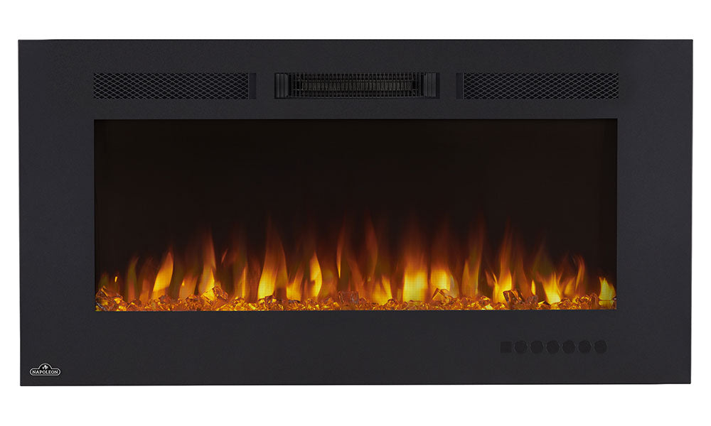 Napoleon NEFL42FH-MT Allure Phanton 42-Inch wide electric fireplace