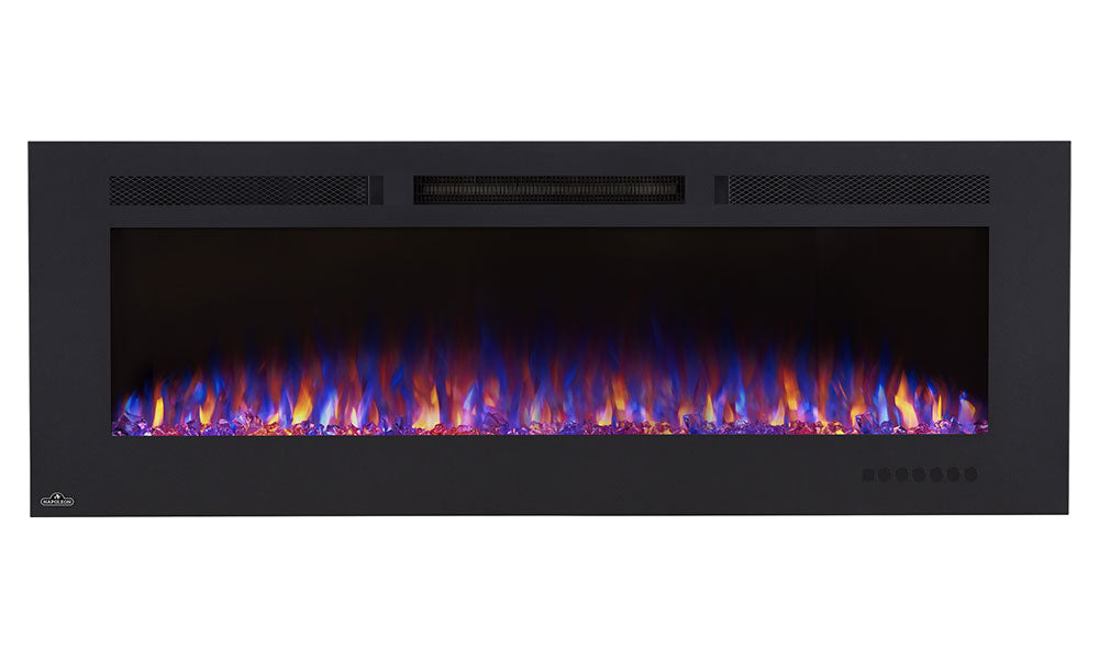 Napoleon Allure Phantom 60-Inch Electric Fireplace - NEFL60FH-MT