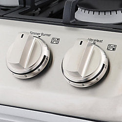 LG LRG5115ST 6.3 Cu. Ft. Gas Range With ProBake Convection And EasyClean in Stainless Steel