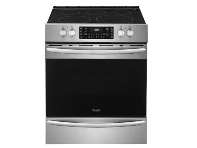 Frigidaire CGEH3047VF 30'' Front Control Electric Range - Stainless Steel