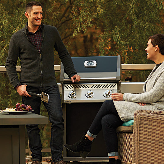 Napoleon Rogue  425 BBQ Grill - BBQ Grill - Napoleon - Topchoice Electronics
