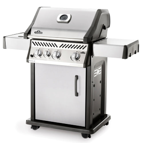 Napoleon Rogue  425 with Range Side Burner BBQ Grill - BBQ Grill - Napoleon - Topchoice Electronics