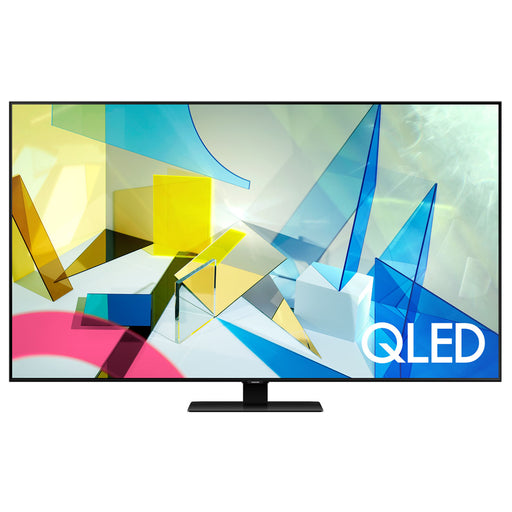 Samsung 55-Inch QLED 4K Smart Flat Screen TV - QN55Q80TAFXZC