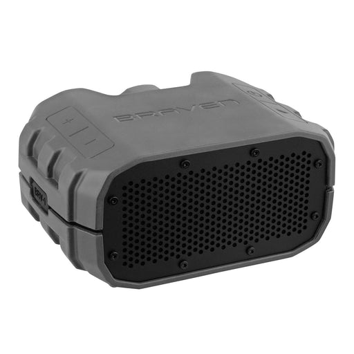 Braven BRV-1s Ultra-rugged Waterproof BT Speaker - Grey - Packing Box Damaged