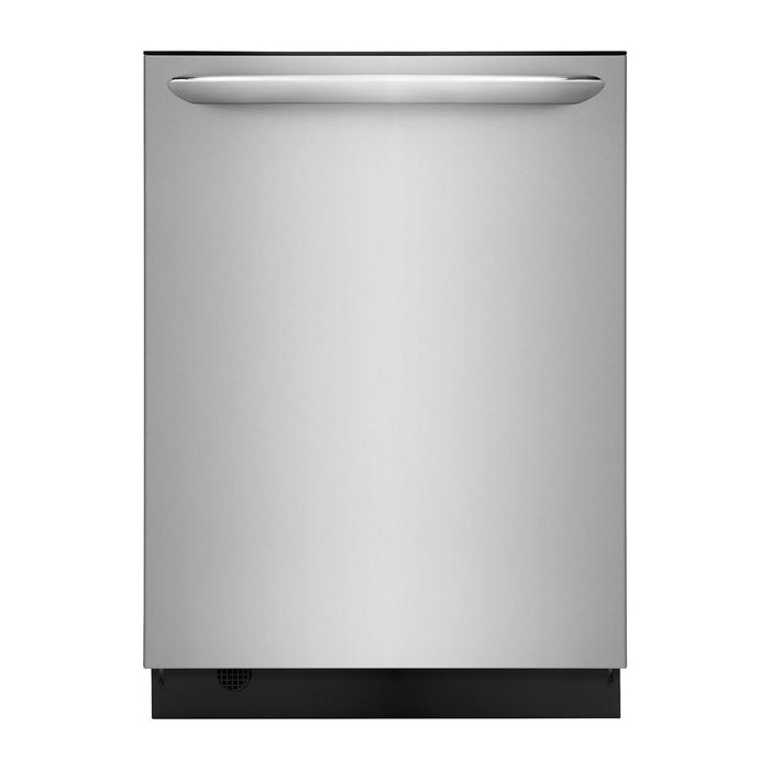 Frigidaire Gallery FGID2476SF 24'' Built-In Dishwasher with EvenDry™ System - Stainless Steel - Smudge Proof - Dishwasher - Frigidaire Gallery - Topchoice Electronics