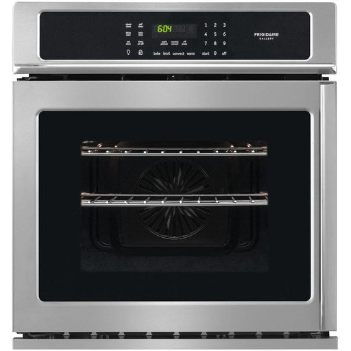 Frigidaire Gallery FGEW276SPF 27-Inch Single Electric Wall Oven In Stainless Steel