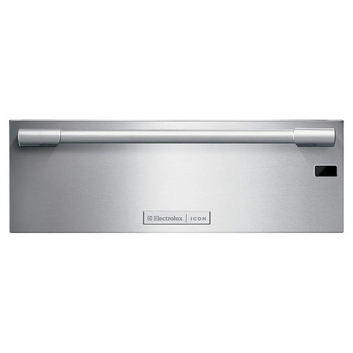 Electrolux ICON E30WD75GPS 30'' Warmer Drawer - Stainless Steel - Range - Electrolux ICON - Topchoice Electronics