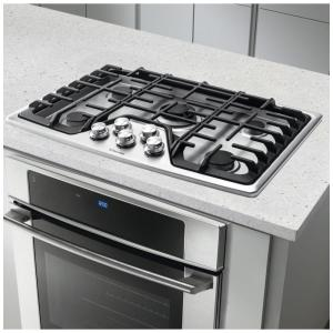 Electrolux EW30GC60PS 30'' Gas Cooktop - Stainless Steel - Cooktop - Electrolux - Topchoice Electronics