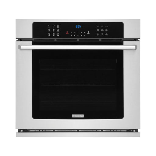 Electrolux EI30EW38TS 30'' Electric Single Wall Oven with IQ-Touch™ Controls - Stainless Steel - Wall Oven - Electrolux - Topchoice Electronics