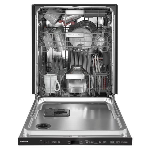 KitchenAid KDPM804KPS 44 dBA Dishwasher With FreeFlex Third Rack And LED Interior Lighting In Stainless Steel