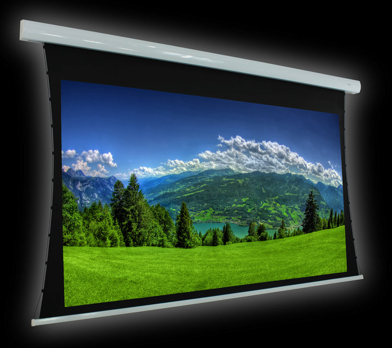 EluneVision Titan Tab-Tensioned Motorized Projector Screen EV-T2-106-1.2-4:3