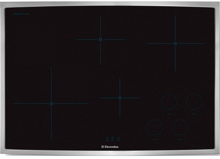Electrolux EW36IC60LS 36'' Induction Cooktop - Black with stainless steel trim - Cooktop - Electrolux - Topchoice Electronics