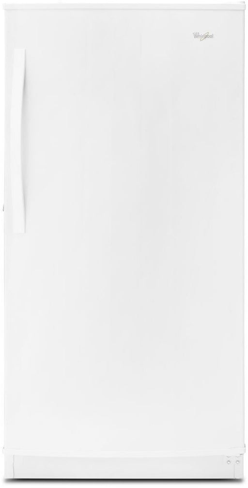 Whirlpool WZF57R16FW 34 Inch 16 Cube Feet Freestanding Upright Freezer In White