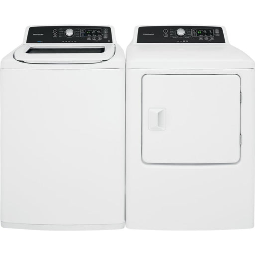 Frigidaire FFTW4120SW 4.1 Cu. Ft. High Efficiency Top Load Washer In White
