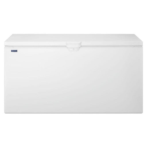 Maytag MZC3122FW 22 Cube Feet Chest Freezer With Door Lock In White