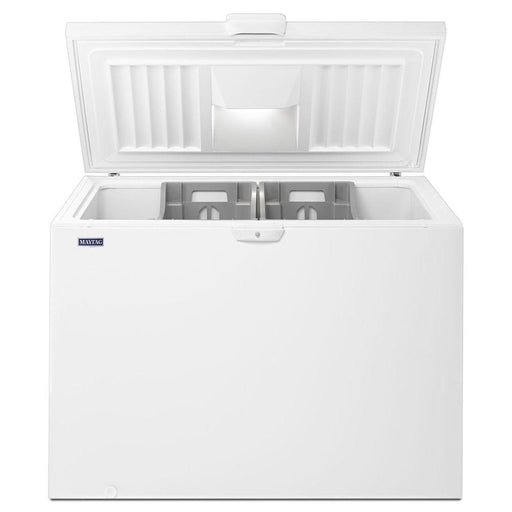 Maytag MZC31T15DW 15 Cube Feet Chest Freezer With Door Lock In White