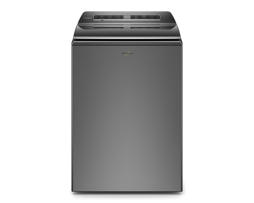 Whirlpool WTW7120HC 6.1 cu. ft. I.E.C. Smart Top Load Washer In Chrome Shadow