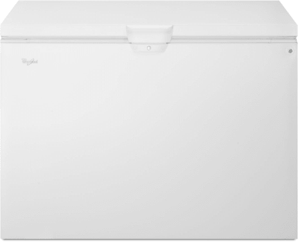 Whirlpool WZC5415DW 15 Cube Feet Chest Freezer In White