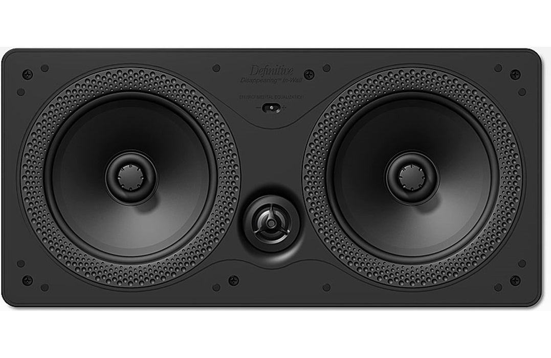 Definitive Technology DI 5.5LCR In Wall Speakers Rectangular LCR - Individual